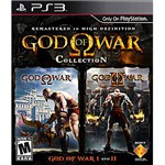 Game God Of War Collection I e II - PS3