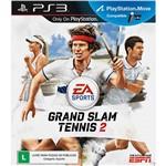 Game Gran Slam Tennis 2 - PS3