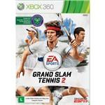 Game Gran Slam Tennis 2 - Xbox360