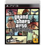 Game Grand Theft Auto: San Andreas - PS3