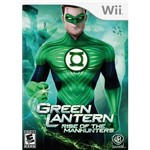 Game Green Lantern - Rise Of The Manhunters - Wii
