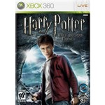 Game Harry Potter And The Half-Blood Prince Xbox 360