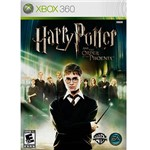 Game Harry Potter Order Of The Phoenix X Box 360