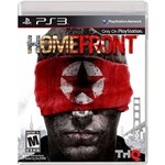 Game Homefront - PS3