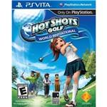 Game Hot Shots Golf - World Invitational - PSV
