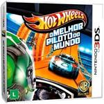 Game Hot Wheels - o Melhor Piloto do Mundo - Nintendo 3DS