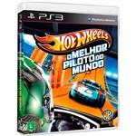 Game Hot Wheels - o Melhor Piloto do Mundo - PS3