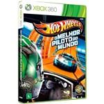 Game Hot Wheels - o Melhor Piloto do Mundo - XBOX 360