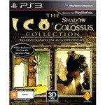 Game Ico & Shadow Of The Colossus - PS3