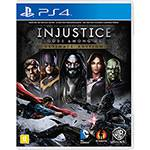 Game Injustice: Goty BR - PS4