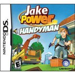 Game Jake Power Handyman P/ Nitendo DS - Ubisoft