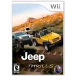 Game Jeep Thrills - Wii