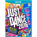 Game - Just Dance 2016 - WiiU