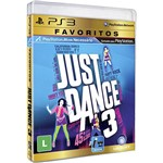 Game - Just Dance 3 - Favoritos - PS3