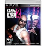 Game Kane & Lynch 2 - PS3