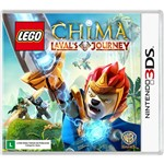 Game Lego Legends Of Chima - 3DS