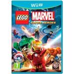 Game: Lego Marvel Super Heroes - Wii U