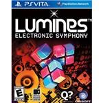 Game Lumines - Eletronic Symphony - PSV