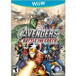 Game - Marvel Avengers: Battle For Earth - Wiiu