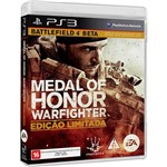 Game Medal Of Honor: Warfighter - EdIção Limitada - PS3