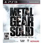 Game Metal Gear Solid: The Legacy Collection - PS3