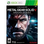 Game Metal Gear Solid V: Ground Zeroes - X360
