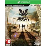 Game Microsoft Xbox One - State Of Decay 2