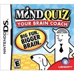 Game Mind Quiz -Nintendo DS