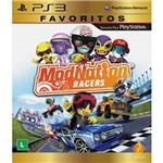 Game Modnation Racers - Favoritos - PS3