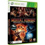 Game Mortal Kombat Komplete Edition - XBOX 360 - Warner Bros Games
