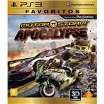 Game Motorstorm Apocalypse - Favoritos - PS3