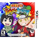 Game - Naruto Powerful Shippuden - 3DS