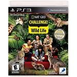 Game Nat Geo Challenge Wild - PS3