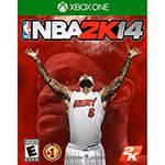 Game NBA 2K14 - XBOX One