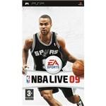 Game NBA Live 09 - PSP