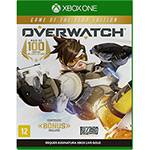 Game Overwatch Game Of The Year Edition - Xbox One