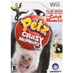 Game Petz Crazy Monkeyz Wii