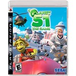 Game - Planet 51 - Playstation 3