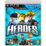 Game Playstation Move Heroes - PS3