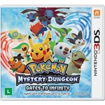 Game Pokemon Mystery Dungeon:Gates To Inifinity - 3DS