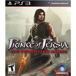 Game Prince Of Persia: The Forgotten Sands - PS3