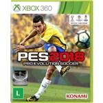 Game Pro Evolution Soccer 2018 - Xbox360