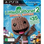 Game Ps3 Little Big Planet 2 Special Edition