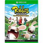 Game Rabbids Invasion: The Interactive TV Show - XBOX ONE