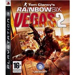 Game Rainbown Six Vegas 2 - PS3