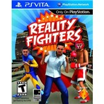 Game Reality Fighters Versão Europeia - PSVita