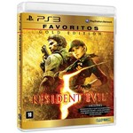 Game - Resident Evil 5 Gold Edition: Favoritos - PS3