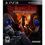 Game Resident Evil - Operation Raccoon City - PS3