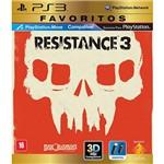 Game Resistance 3 - Favoritos - PS3