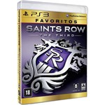 Game - Saints Row The Third - Favoritos - PS3